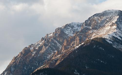 Bighorn Mountain