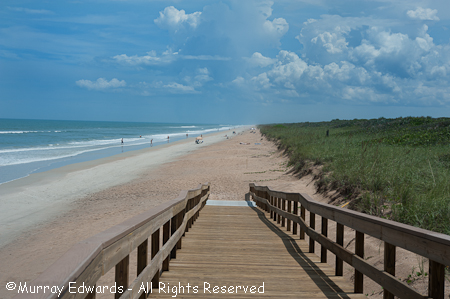 National Seashore Walkway